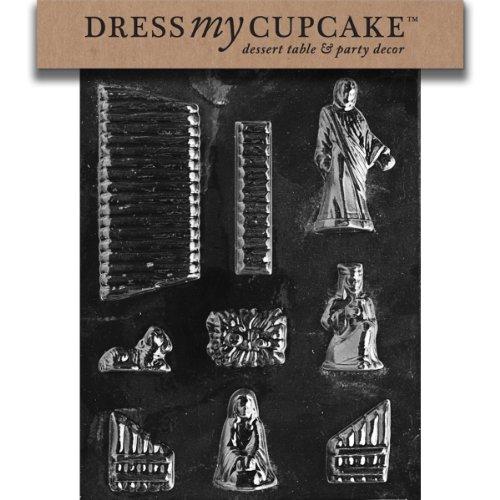 Dress My Cupcake DMCC121 Chocolate