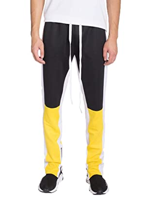 6a4e97890ed8f Weiv Gear Color Block Track Pants at Amazon Men's Clothing store: