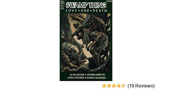 Amazon Swamp Thing Vol 2 Love And Death 9780930289546 Alan