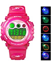 Kids Watch Boys Girls LED Sport Outdoor Digital Watches...