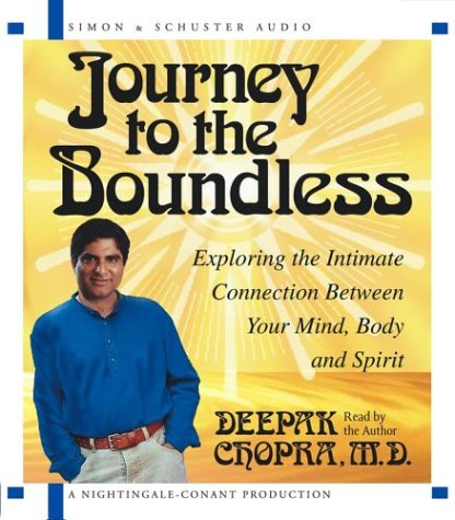 Journey to the Boundless: Exploring the Intimate Connection Between Your Mind, Body and Spirit