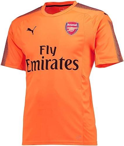 PUMA Football Next GK Shirt ss (red)