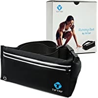 TIFTAF Athletic Running Belt Keep Your Cell Phone Money &...