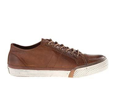 Frye Greene Low Lace Sneakers Leather For Men