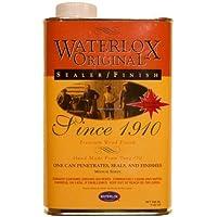 1 Unit of Waterlox Original Sealer/Finish 1 Quart (TB 5284) by Waterlox