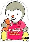 Bébé T'choupi : Graouh ! Les animaux ! par Courtin