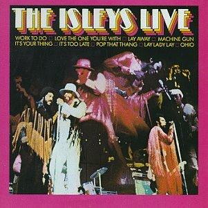 Isleys Live by Rhino