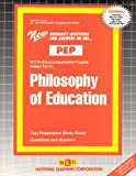Philosophy of Education, Rudman, Jack, 0837355303