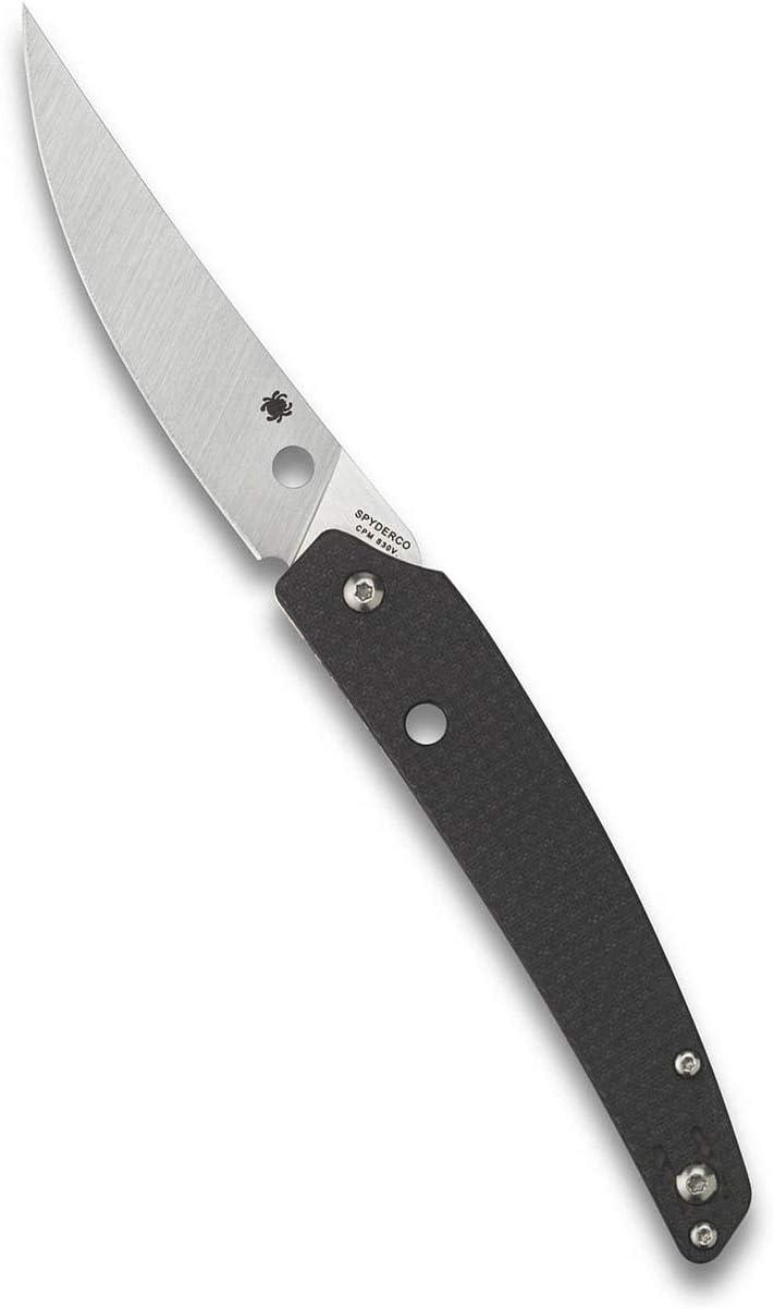 Spyderco Ikuchi Flipper Pocket Knife with 3.26