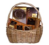 Godiva Chocolates Assorted Chocolate Sampler Holiday Gift Basket