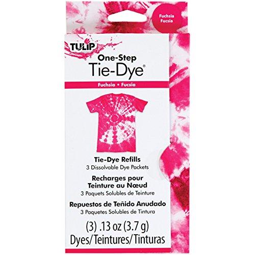 - Tulip One-Step Dye Refills Fuchsia
