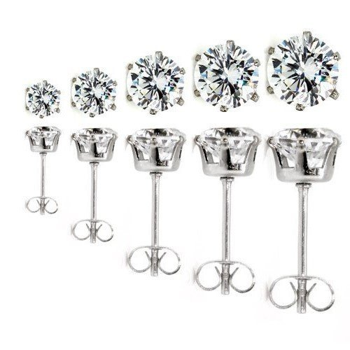 CrazyPiercing Wholesale Stainless Hypoallergenic Nickel free product image