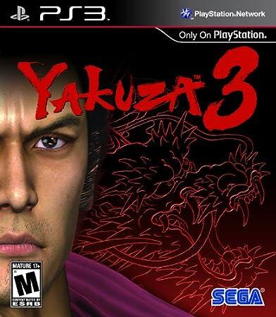 Yakuza 3 - Playstation 3