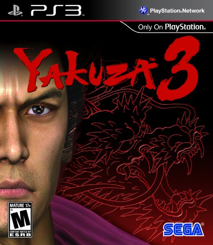 Yakuza 3 - Playstation 3