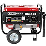 10000 watt portable generator - DuroStar 4400 Watt Quiet Portable Recoil Start Gas Powered Generator -RV DS4400