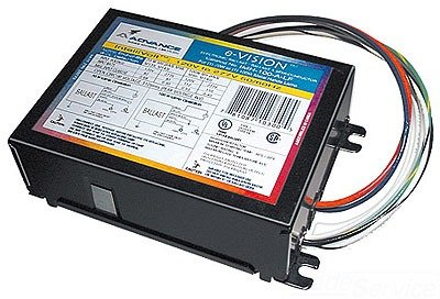 Philips Advance IMH150HLFM (1) 150 Watt Metal Halide Lamp Low Frequency Electronic HID Ballast 120/277 Volt E-Vision