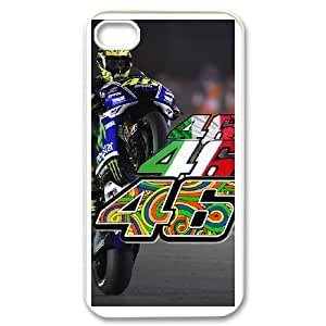 iPhone 4,4S Phone Case Valentino Rossi Case Cover PP8Z312433