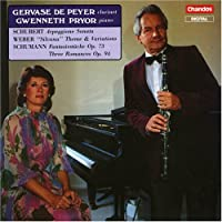 German Music for Clarinet & Piano