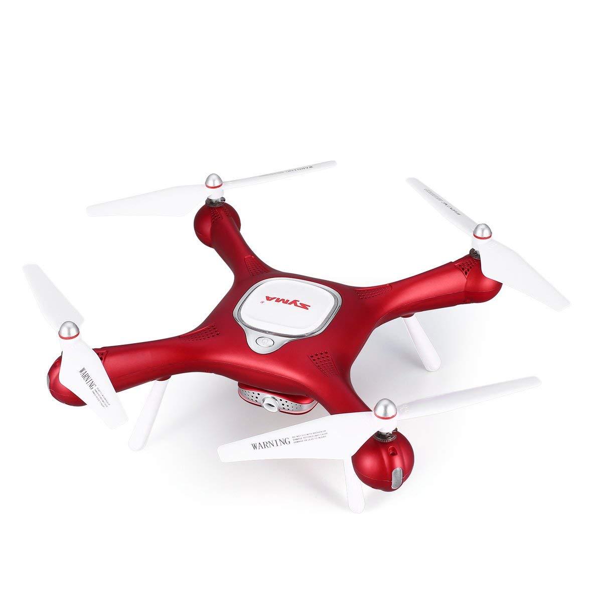 ToGames Syma X25W Auto Take Off / Einstellbare Landung 720 P Kamera FPV Drone Höhe Halten Optischer Fluss Positionierung RC Quadcopter