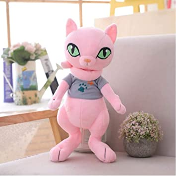 Cute Cats Plush Toy, Kawaii Cat Plush Doll Girls Children ...