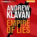 Empire of Lies Audiobook by Andrew Klavan Narrated by Andrew Klavan