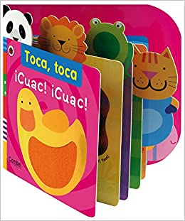 ¡Cuac! ¡Cuac! (Toca toca series) (Spanish Edition): Fiona Land: 9788498256062: Amazon.com: Books
