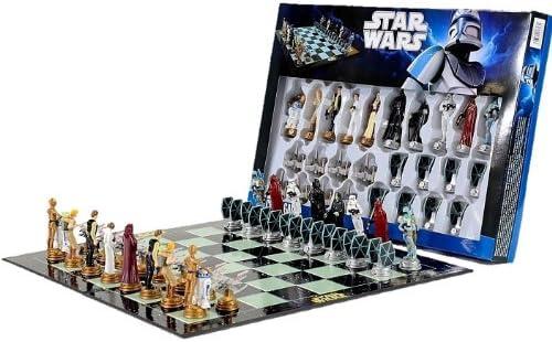 Star Wars Ajedrez: Amazon.es: Juguetes y juegos