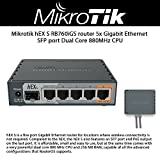 MikroTik hEX S