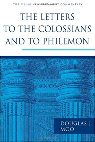 The letters to the colossians and to philemon the pillar new the letters to the colossians and to philemon the pillar new testament commentary pntc kindle edition by douglas j moo fandeluxe