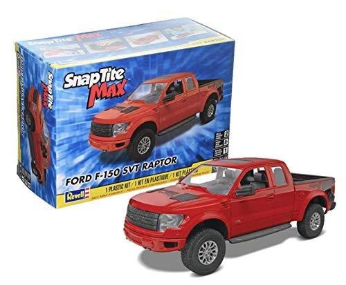 (Revell SnapTite Max Ford F-150 SVT Raptor Pick Up Model Kit)