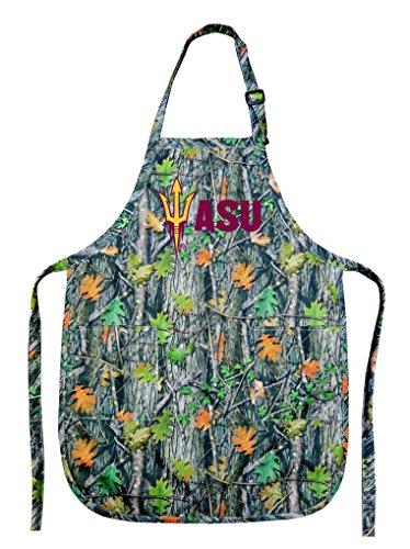 - Broad Bay Arizona State Apron CAMO ASU Gift for Men Women Grilling Him Her Man Woman