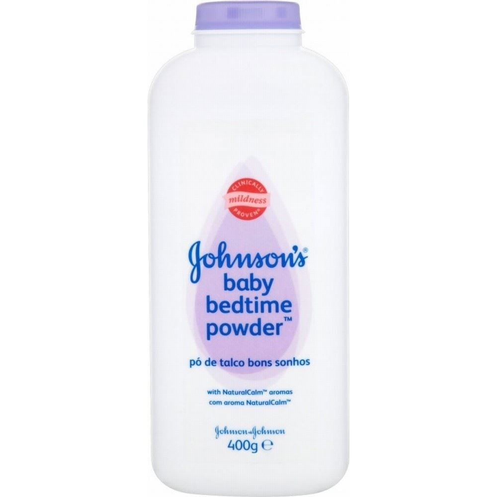 Johnson's Baby Bedtime Powder (400g) - Pack of 2 Grocery