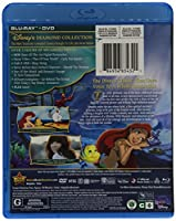 The Little Mermaid: Diamond Edition [Blu-ray+DVD] from Walt Disney Studios Home Entertainment