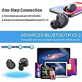 GRDE X10 TWS Wireless Earbuds, Bluetooth 5.0