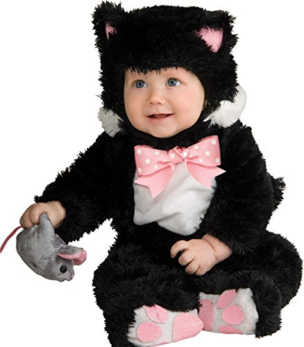 Black Baby Costumes Kitty Inky (Inky Black Kitty Costume -)