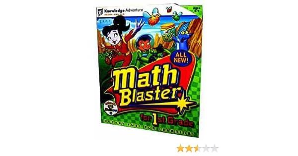 Amazon.com: Math Blaster 1st Grade
