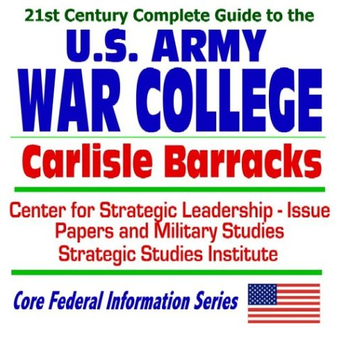 Carlisle barracks army war college papers distinguish between essays and reports