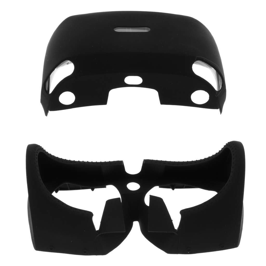 MagiDeal Soft VR Headset Anti-slip Silicone Rubber Cover Protective