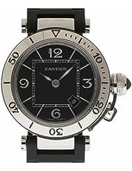 Cartier Pasha Swiss-Quartz Female Watch W3140003 (Certified Pre-Owned)