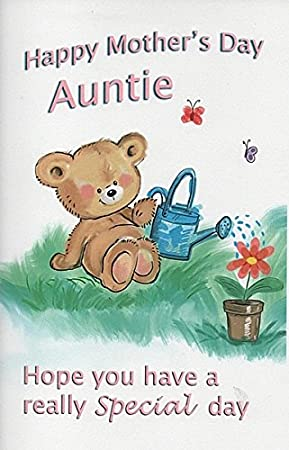 cards for everyone happy mother s day auntie amazon co uk office