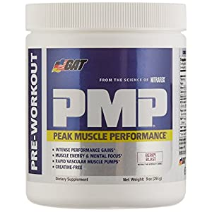 GAT PMP (Peak Muscle Performance)