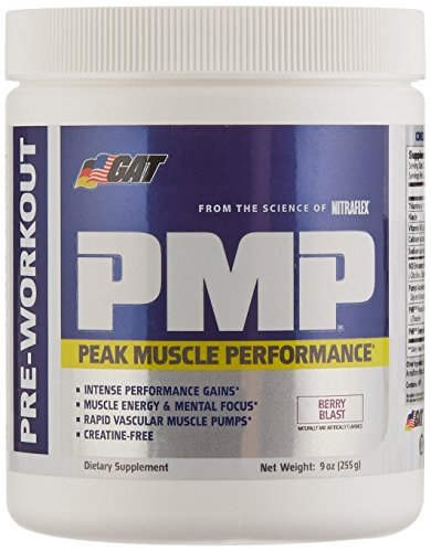GAT PMP (Peak Muscle Performance)
