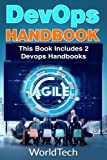 img - for Devops: 2 Books Bundle ? Devops Handbook and Devops (An Extensive Guide) book / textbook / text book