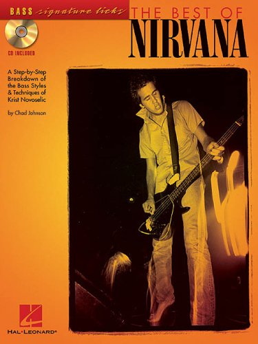 BEST OF NIRVANA BASS SIGNATURE LICKS (Signature Licks Bass)