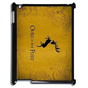 C-Y-F- Game of Thrones Phone Case For IPad 2,3,4 [Pattern-6]