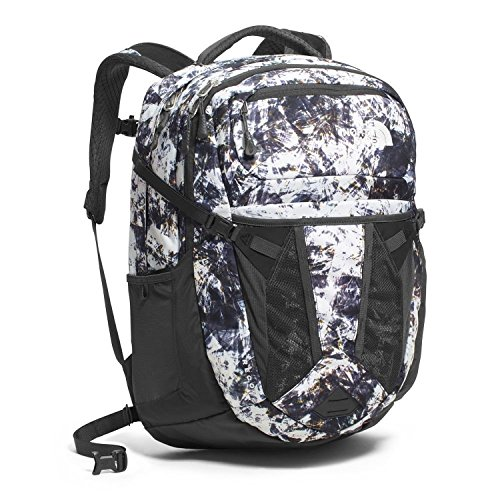 The North Face Womens Recon Backpack,Diamond Life Print/Asphalt - Faces Diamond