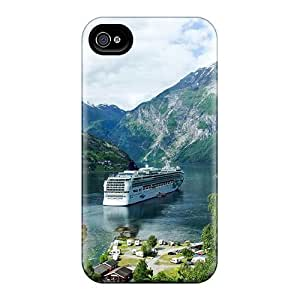 New Snap-on Favorcase Skin Cases Covers Compatible With Iphone 6- Cruising In Paradise