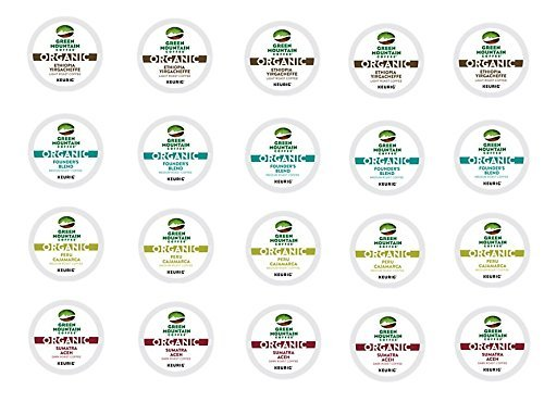20 Count Mountain Variety Organic