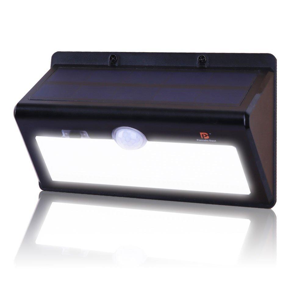Pomelo Best Solar Motion Sensor 26 LED Nodes Wall Lights (26 LEDs) [並行輸入品] B01MSXR3Y0 17310