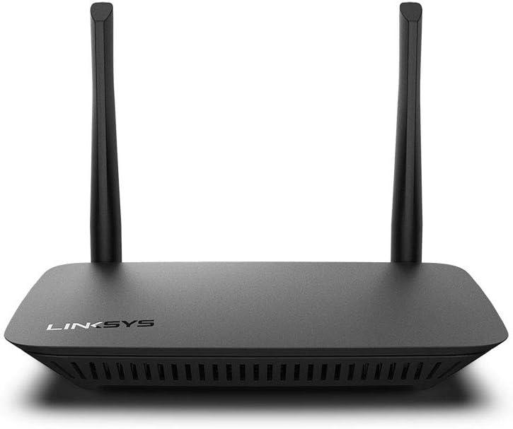 Linksys AC1200 Router WiFi 5 de Doble Banda E5400